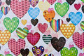 Paper Heart Royalty Free Stock Photo - 18248395