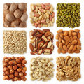 Nuts Collection Royalty Free Stock Photos - 18249928