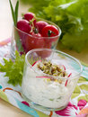 Cottage Cheese Royalty Free Stock Images - 18260649