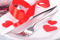 Valentine S Dinner Royalty Free Stock Photography - 18276597