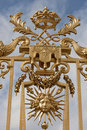 Versailles Gate Detail Stock Photography - 18317712
