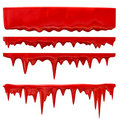 Blood Or Red Paint Royalty Free Stock Photos - 18338008