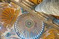 Hagia Sophia Mosque, Istanbul, Turkey. Royalty Free Stock Images - 18346249