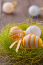 Colorful Easter Eggs Stock Photos - 18346293