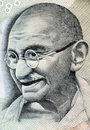 Gandhi Royalty Free Stock Image - 18358276