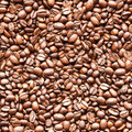Seamless Coffee Background Royalty Free Stock Image - 18379746