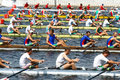 The Finals In Rowing. Royalty Free Stock Image - 18395236