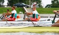 The Finals In Rowing Royalty Free Stock Image - 18395646
