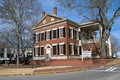 Dahlonega Gold Museum Old Lumpkin Cty Courthouse Stock Image - 18401311