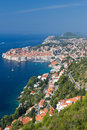 Old Town Of Dubrovnik Royalty Free Stock Photo - 18449455