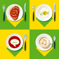 Web As A Food Stock Photo - 18463630