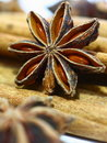 Star Anise Royalty Free Stock Photo - 18479155