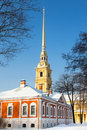 Peter And Paul Cathedral Stock Photography - 18483572