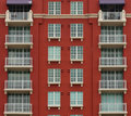 Colorful Apartment Building Stock Images - 18502514