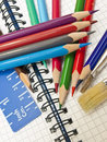 Colored Pencils Royalty Free Stock Images - 18503029