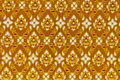 Pattern On The Thai Cloth Stock Photo - 18511180