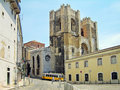 Lisbon Cathedral, Portugal Stock Photography - 18522872