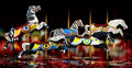 Carousel Horses Stock Images - 18548944