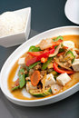Thai Food And Jasmine Rice Stock Photos - 18570403