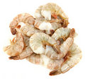 Thailand Shrimp Raw  Deveined Stock Photography - 18578922