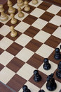 Chess Board Stock Photography - 18618932