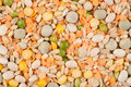 Assorted Legumes Stock Photo - 18620520