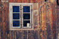 Old Wooden Window Royalty Free Stock Photo - 18625155