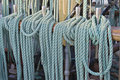 Ship Ropes Stock Images - 18625644