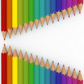 3d Pencil Colorful Royalty Free Stock Photography - 18658597