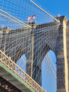 Brooklyn Bridge Royalty Free Stock Photo - 18695045
