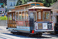 Cable Car Tram Railway In San Francisco, USA Stock Photo - 18697340