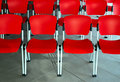 Empty Red Seats Stock Photography - 1874942