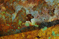 Rust Colors Stock Image - 18706141