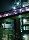 Nightly Industry Building Stock Photos - 18722243