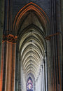 Reims Cathedral Gothic Arcades Stock Photos - 18762693