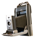 Old Camera Isolated Royalty Free Stock Image - 1880566