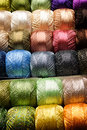 Color Threads Royalty Free Stock Photography - 18803457