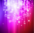 Magic Waterfall Lights For Suggestive Flyers Royalty Free Stock Images - 18804749