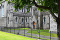 Black Grating Near St. Patrick S Cathedral Royalty Free Stock Image - 18848966