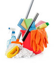 Cleaning Products Royalty Free Stock Images - 18865979