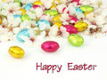Happy Easter Card Royalty Free Stock Photography - 18875967