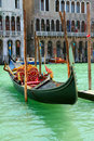 Gondola In Venice Stock Photos - 18881053