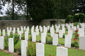 Military Cemetery Royalty Free Stock Image - 18887476