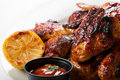 Chicken Wings Royalty Free Stock Images - 18911009