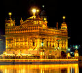Golden Temple Stock Image - 18929581