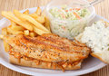 Fish Fillet Sandwich Royalty Free Stock Image - 18939736