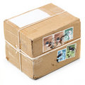 Postal Package Stock Image - 18940121