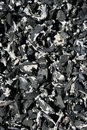 Shredded Tire Close Up Stock Image - 18959571
