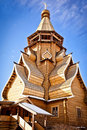 Wooden Church Royalty Free Stock Photography - 18966787