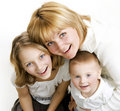 Mother With Kids Stock Images - 18971604